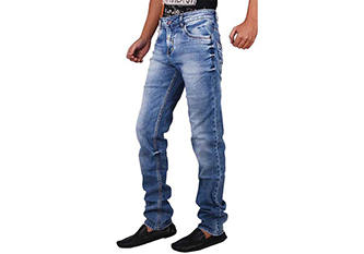 Jeans Ecommerce Apparel Photography in Mumbai